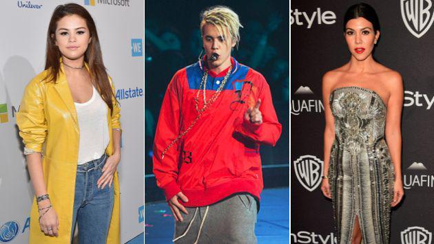 ¿Selena Gomez está celosa de Koutney Kardashian por Justin Bieber?