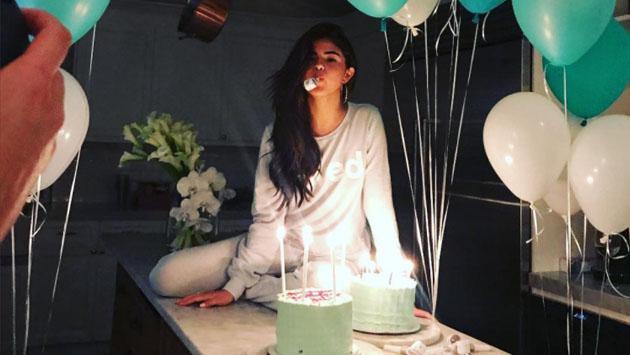 Selena Gomez cumplió 25 años y fue así como celebró… con The Weeknd incluido