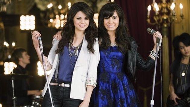 Selena Gomez se olvidó de la colaboración que hizo con Demi Lovato