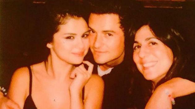 ¿Selena Gomez está saliendo con Orlando Bloom?