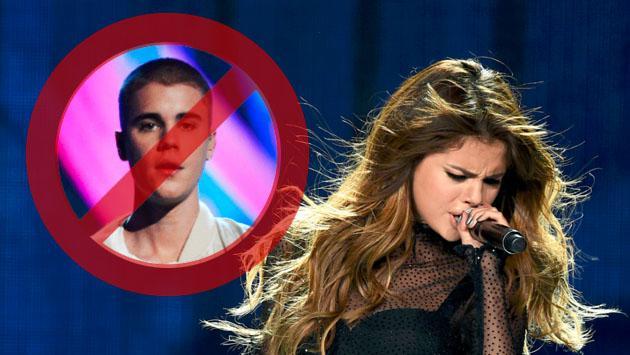 Mira qué hizo Selena Gomez para que Justin Bieber no pueda ubicarla