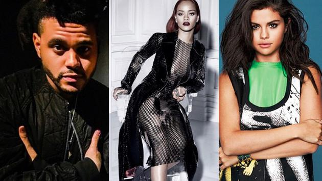 Selena Gomez, Rihanna y The Weeknd se presentarán en el Victoria's Secret Fashion Show 2015