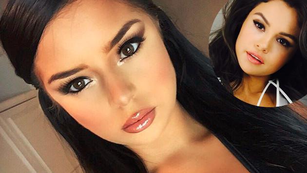 Selena Gomez tiene voluptuosa doble ¡Conoce a Demi Rose!