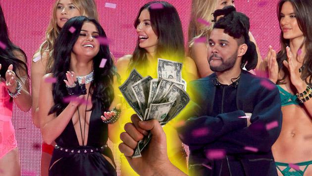 Selena Gomez volvió a gastar una fortuna para darle un regalo a The Weeknd