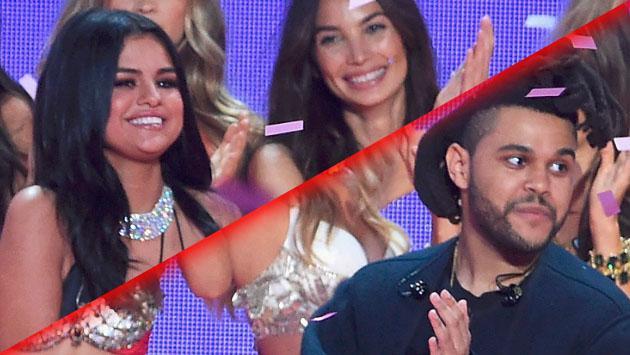 Selena Gomez y The Weeknd en un paseo romántica en Argentina [FOTOS]