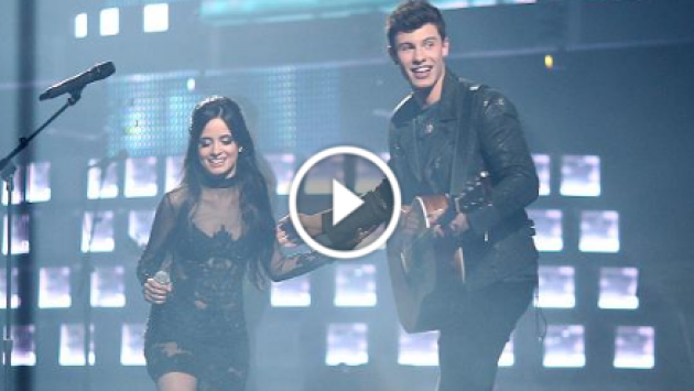 People's Choice Awards: ¡Shawn Mendes y Camila Cabello sorprendieron con presentación!