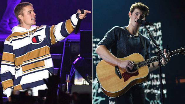 Mira cómo Shawn Mendes imita a la perfección a Justin Bieber [VIDEO]