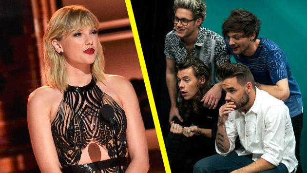 Si crees que One Direction gana millones es porque no has visto la fortuna de Taylor Swift