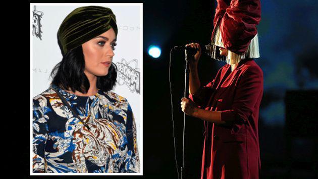 ¿Sia y Katy Perry enemistadas? Esto es lo que pasó...