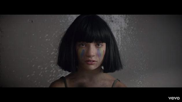 ¡Sorpresa, YouTube! Sia lanzó su tema 'The Greatest' con videoclip incluido [VIDEO]