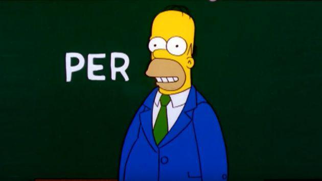 OMG! ¡Fans podrán 'hablar' con Homero Simpson!