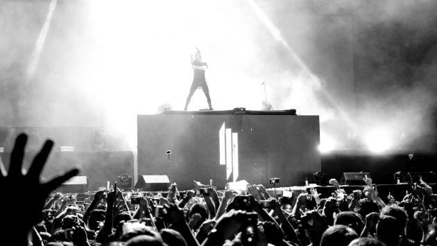 ¡Así se vivió el concierto de Skrillex en Lima! [FOTOS+VIDEOS]
