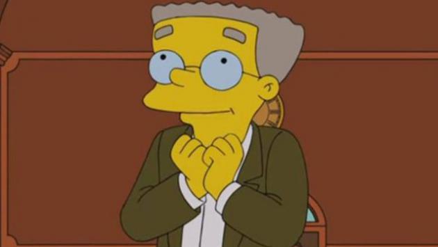Smithers reveló al fin su homosexualidad en nuevo episodio de 'Los Simpson'