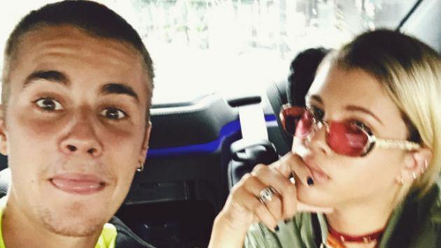 ¡Por fin! Sofía Richie habló sobre su relación con Justin Bieber y esto fue lo que dijo