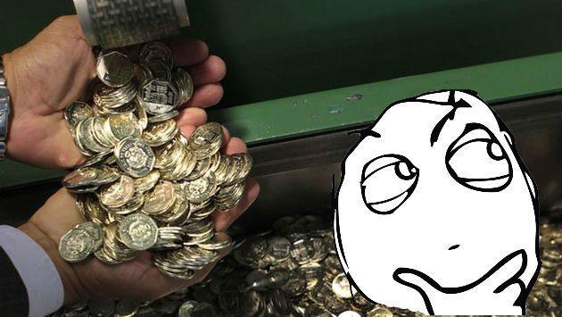 ¿Ya viste el nuevo diseño de moneda de 1 sol?