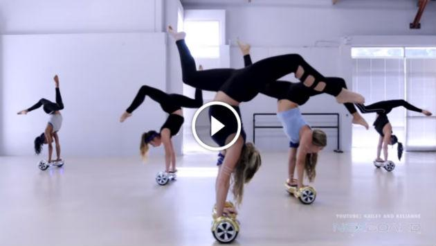 ¡Checa este video de 'Sorry' de Justin Bieber con danza acrobática! [VIDEO]