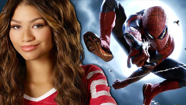 'Spider-Man: Homecoming', con Zendaya, ya tiene logo oficial