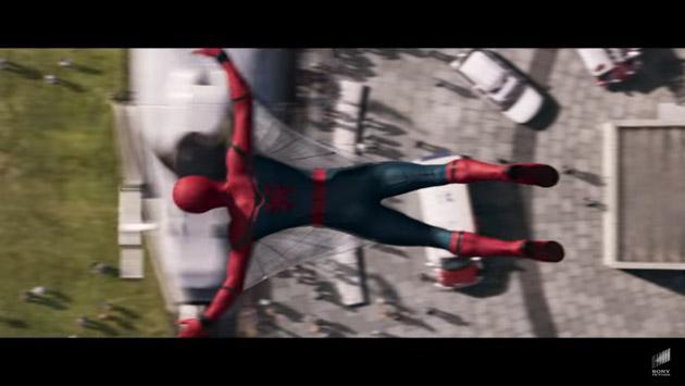 'Spider-Man: Homecoming' nos sorprende con este primer adelanto del tráiler [VIDEO]
