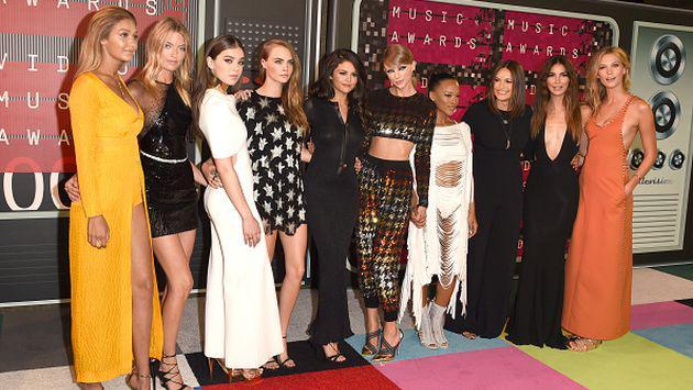El ABC de Taylor Swift y su 'squad' para lidiar con una ruptura amorosa