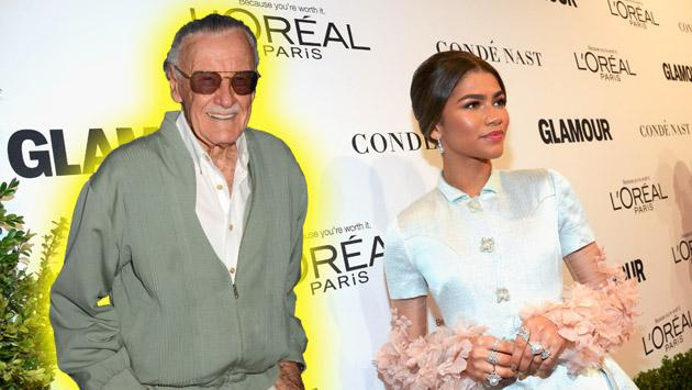 Stan Lee opinó sobre Zendaya como Mary Jane Watson en 'Spider-Man: Homecoming'