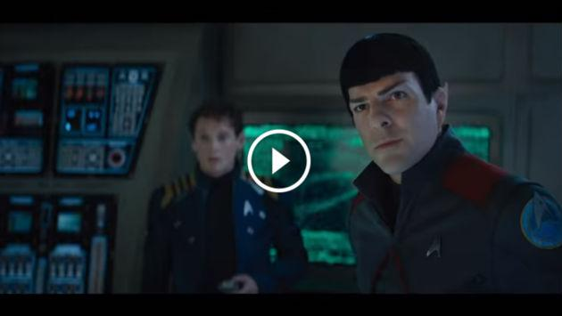 ¡'Star Trek: Beyond' estrenó primer tráiler!