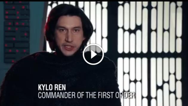 ¿Kylo Ren es el mejor jefe del mundo? ¡Checa esta divertida parodia! [VIDEO]