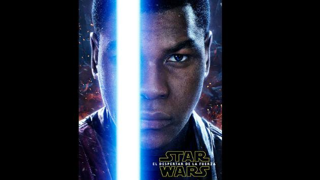 Checa estos nuevos posters de 'Star Wars: The Force Awakens'. ¡Están bravazos!