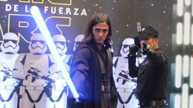 'Star Wars: The Force Awakens': Así se vivió el estreno mundial de la película en nuestro país [FOTOS + VIDEO]