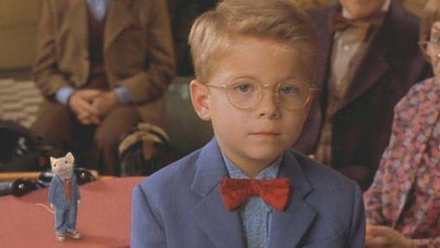 OMG! Mira cómo luce 'George', el hermano de Stuart Little, a sus 25 años  de edad [VIDEO]