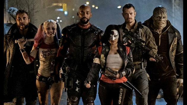 'Suicide Squad' lanzó primer tráiler: ¡Esta es la película con los villanos de DC Comics!