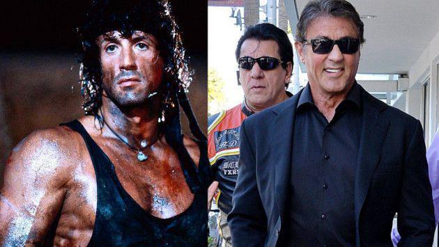 OMG! ¡Sylvester Stallone no volverá a interpretar a 'Rambo'!