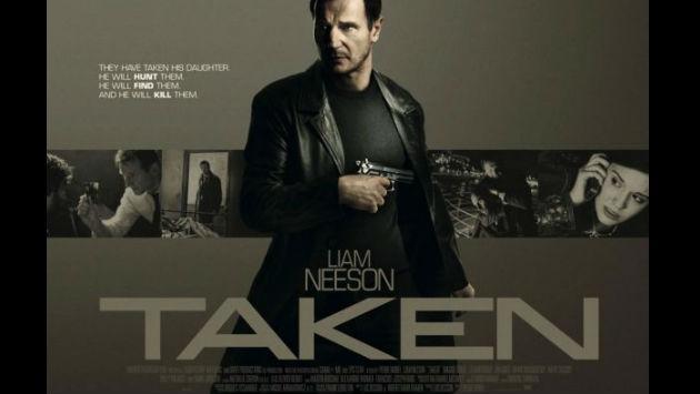 ¿'Taken' de Liam Neeson se convertirá en serie de TV? ¡Asu!