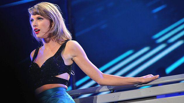 Ella asegura ser la responsable del éxito de Taylor Swift [FOTO]