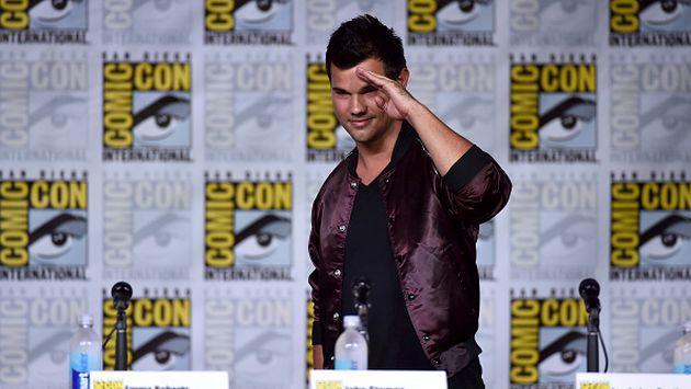 Taylor Lautner tendría nueva novia ¡Checa de quién se trata! [FOTO]