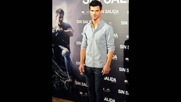 Los cambios físicos de Taylor Lautner a lo largo de su carrera