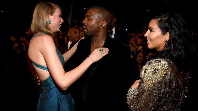 Kim Kardashian reveló conversación entre Taylor Swift y Kanye West sobre 'Famous' [VIDEO]