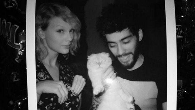 Taylor Swift lanzó un nuevo adelanto del video de 'I Don't Wanna Live Forever' con Zayn Malik [FOTO]