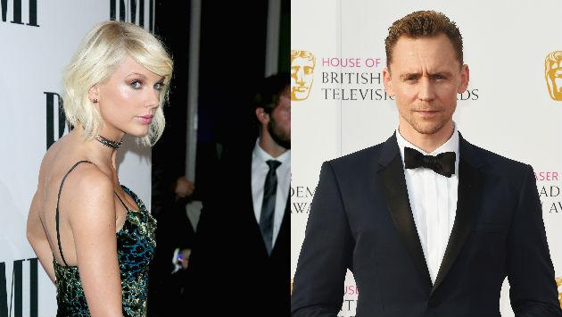 Taylor Swift se luce con Tom Hiddleston y pasea con él de la mano... ¡Mira aquí las fotos!