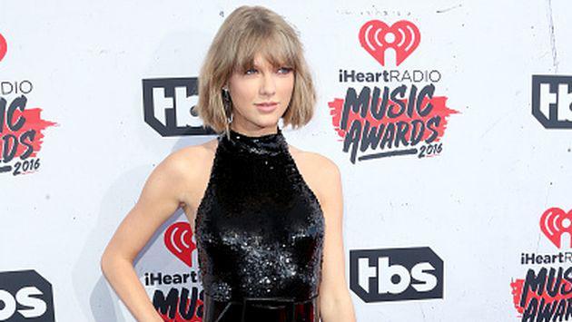 Taylor Swift lanzó el videoclip de 'New Romantics'. ¡Tienes que verlo!