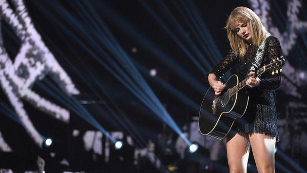 OMG! Ella defendió el historial amoroso de Taylor Swift
