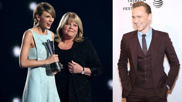 ¡Taylor Swift presentó a Tom Hiddleston a sus padres!
