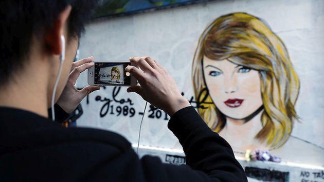 OMG! Dieron por 'muerta' a Taylor Swift de esta manera [FOTO]