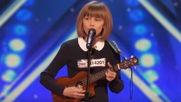 ¡Ella podría ser la próxima Taylor Swift! [VIDEO]