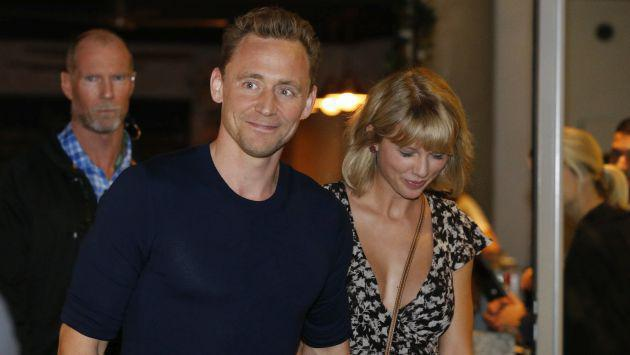 ¿Taylor Swift no quiere que la vean en público con Tom Hiddleston?