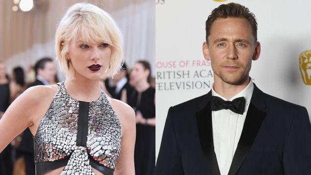 ¡Demasiado! Tom Hiddleston lució un polo donde declara su amor a Taylor Swift (FOTOS)