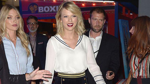 ¿Taylor Swift olvida a Tom Hiddleston gracias a este conocido actor? [FOTO]