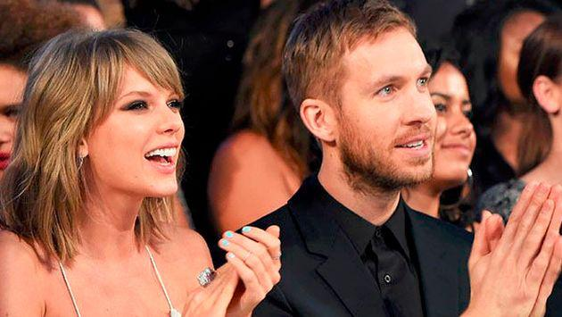 Taylor Swift y Calvin Harris, ¿reconciliación inesperada?