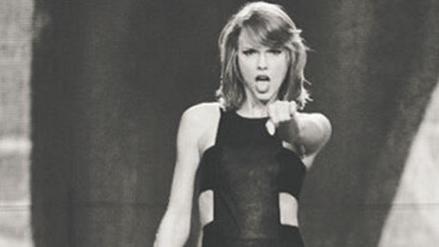 Taylor Swift se disfrazó como un personaje de 'Frozen'. ¿Adivina de quién?