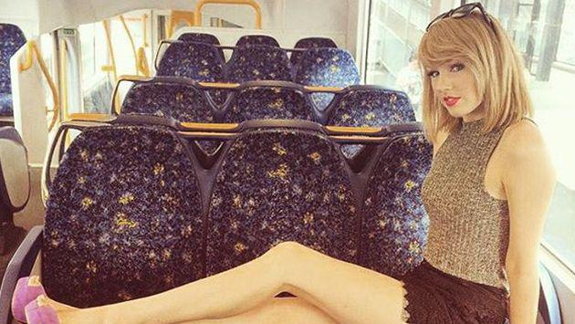 La doble de Taylor Swift rechazó un millón de dólares para ser su imitadora profesional