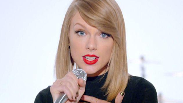 OMG! Acusan a Taylor Swift de plagio de 'Shake It Off'